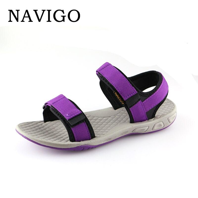 Wentu Women Outdoor Sandals Summer Camping Shoe Sport Girls No slip Beach Shoes Woman Quick Drying Sea Shoes Student Sandals цена