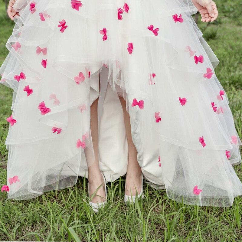 criancas meninas princesa flor vestido de mamae 04