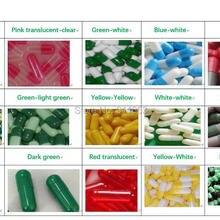 4#100 шт! Все виды цветных пустых капсул/желатиновые пустые капсулы размеров 4, закрытые или отдельные Капсулы доступны