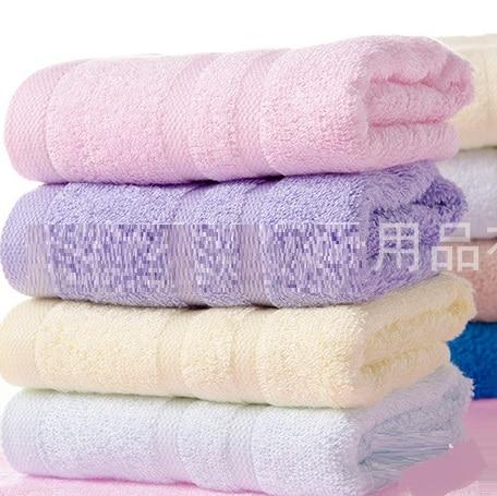 2016 New Arriving Bamboo Fiber Toalha Serviette Serviette En Bambou Face Towel Anti-virus Antibacterial Anti-mites