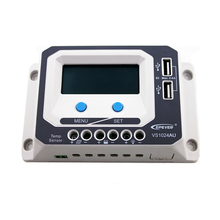 1pc x VS1024AU 10A 12V 24V EPSolar PWM Viewstar Solar system Kit Controller Regulators LCD with