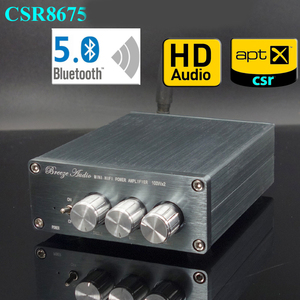 Image 1 - KYYSLB 50WX2 100WX2 BL50A CS8675 Home audio Mini 4.2 5.0 Bluetooth Amplifier HIFI Class 2.0 Stereo Digital Amplifier TPA3116