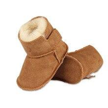 HONGTEYA/зимние супер теплые ботинки для малышей из ПВХ, ботинки из искусственного меха для маленьких девочек и мальчиков, кожаные ботинки для малышей, 8 цветов