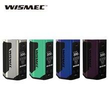 100% Original 300W WISMEC Reuleaux RX GEN3 TC Box MOD Maximum Output 300W No18650 Battery Huge OLED Display E-Cigarette Box Mod