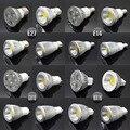E27 E14 GU10 MR16 COB LED Spotlight Pode Ser Escurecido 6 w 9 w 12 w 15 w Spot Light Lâmpada de alta potência da lâmpada AC DC 12 V ou 85-265 V