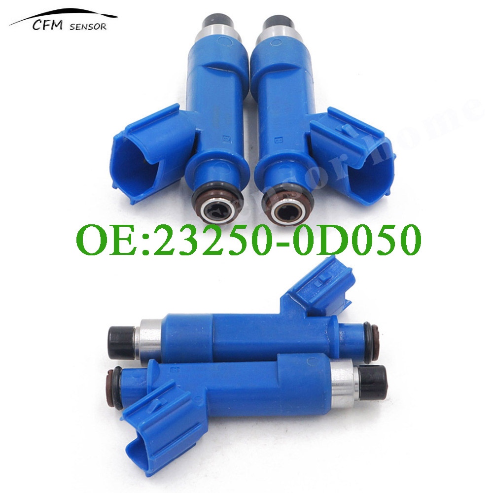 4PCS New 23250 0D050 Fuel Injectors For Toyota Corolla Matrix Vibe FWD  1.8L-in Fuel Injector from Automobiles & Motorcycles on Aliexpress.com    Alibaba ...