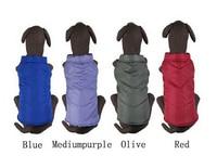 أعلى جودة كبيرة الكلب دافئ لينة جاكيتات كبير الكلب الخريف الشتاء البلوزات الحيوانات الأليفة هوديس المعاطف زي 1 قطع xs sml xl