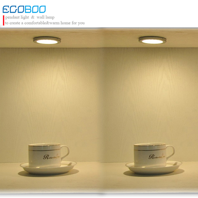 2w 9.5 30v Led Round Cabinet Lighting (10pieces/ Lot