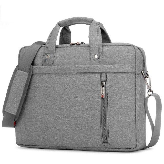 Burnur 12 13 14 15 15.6 17 17.3 Inch Waterproof Computer Laptop Notebook Tablet Bag 4