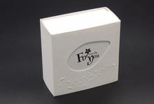 цена на High Quality 10 Pack/Lot 7.5x7.5x3.5 cm Kraft Paper Creative Box Jewelry Set Boxes Necklace Pendant Earring Gift Box Cases