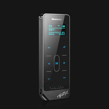 ФОТО Newsmy RV31 8G black  miniature Digital voice recorder, hd noise reduction, quality goods long distance voice recorders