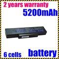 6 células de substituição da bateria do portátil para asus z53 z6 a32-f3 f2 f3 s62 squ-528 90-ne51b2000, 90nitlild4su1 para asus notebook