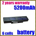 6 cells Replacement Laptop battery for Asus SQU-528 F2 F3 S62 Z53 Z6 A32-F3 90-NE51B2000, 90NITLILD4SU1 for ASUS notebook