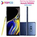 Samsung Galaxy Note9 Note 9 N960U 128 ГБ N960U1 разблокирован мобильный телефон Snapdragon 845 Octa Core 6,4