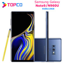 "Samsung Galaxy Note9 Hinweis 9 N960U Original Entsperrt Handy Snapdragon 845 Octa Core 6,4 ""Dual 12MP RAM 6GB ROM 128GB NFC(China)"