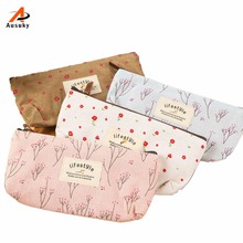 Beautician Vanity Necessaire Beauty Women Travel Toiletry Kit Make Up Makeup Case Cosmetic Bag Organizer Pouch Pencil Purse 42