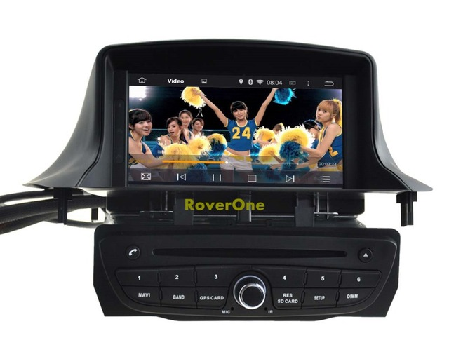 Dla Renault Megane Iii 3 Fluence Android 51 Radio Samochodowe