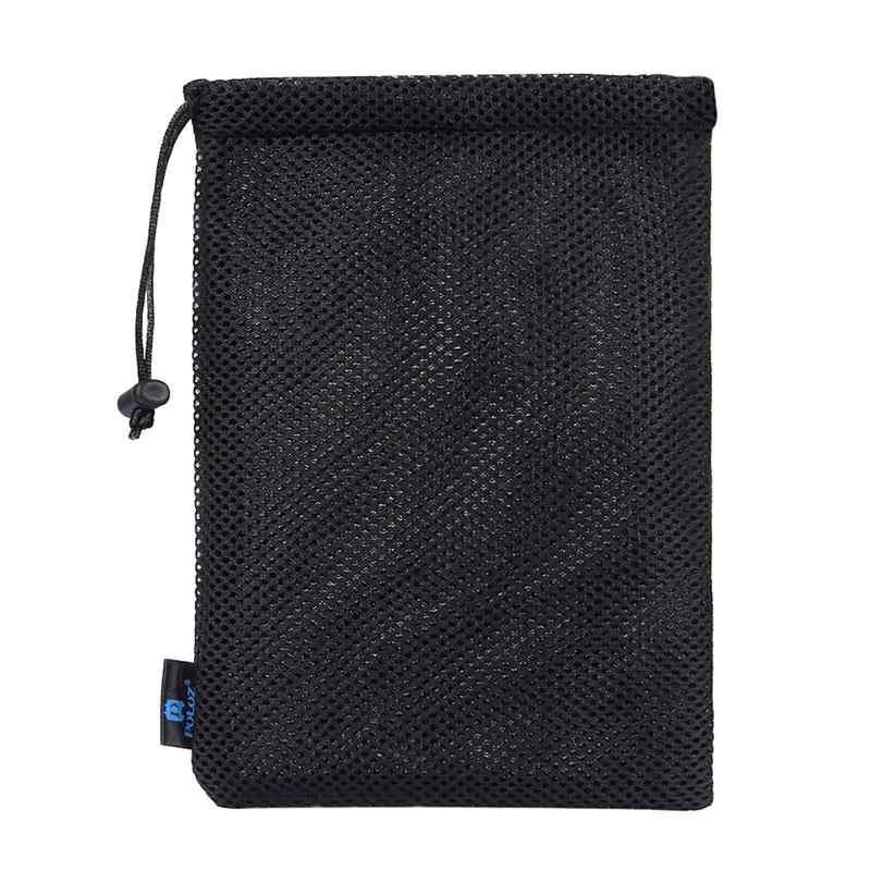 21.5 см * 15.5 см черный нейлон Портативный сетки tavelling Кемпинг Поход Восхождение Открытый для GoPro, HERO4, сеанс/4/3 +/3/2/1