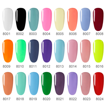 Nailwind Gel Nail Polish Pure Color Semi Permanent Base top Need UV LED lamp For Manicure Varnish Paint Hybrid ROSALIND nail gel 1