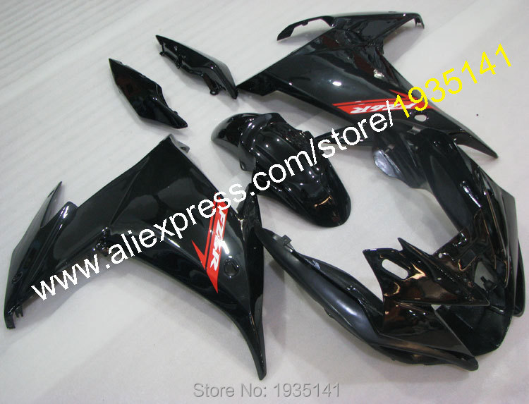 Hot Sales,Cowling For Yamaha FZ6 FZ6R 2009 2010 2011 2013 ABS Parts FZ 6R FZ 6 FZ-6R black Motorcycle Aftermarket kit Fairing отсутствует metal supply & sales 2010