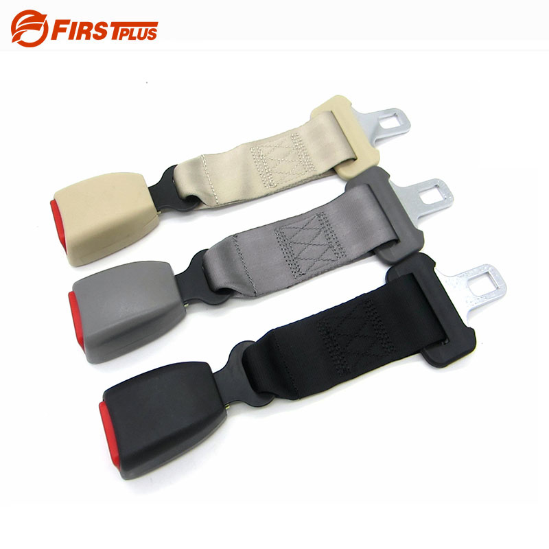 E24 Car Seatbelt Extension Safety Seat Belt Extender For Cars Auto Belts For Child - Black Gray Beige ...