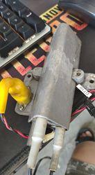Grzejnik H401 H402 dla Fuji 330/340/500 minilab część nr 117C966636 używane