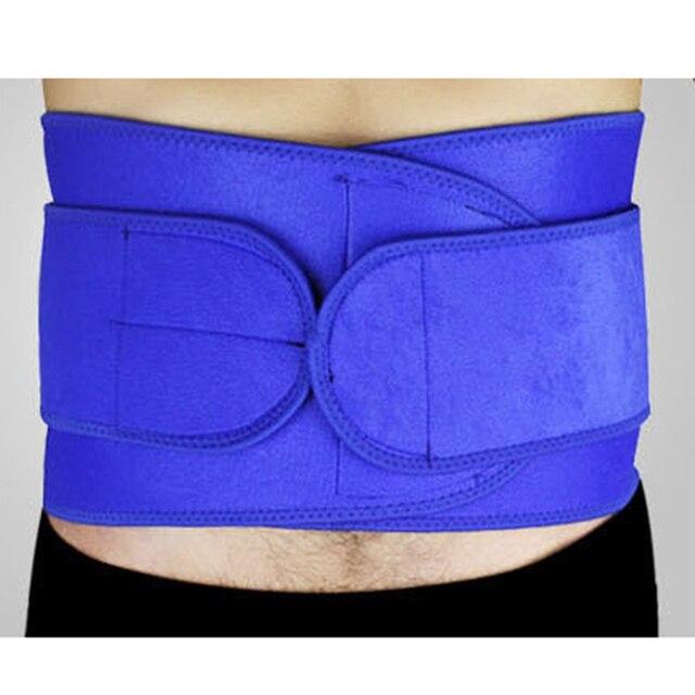 Adjustable Waist Support Brace Trimmer Belt Protector Abdomen Tummy Shaper Trainer Band Wrapper for Gym Sports 4