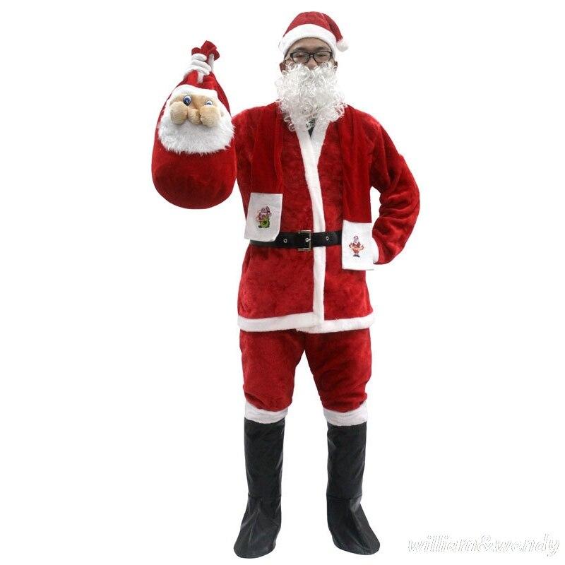 Damen Neuheit Weihnachtsthema Handschuhe Weihnachtsmann Mrs Claus Winter Camping & Outdoor