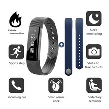 ZoneQuality sport out Sensible Bracelet Display  Waterproof Health Tracker  message notification Monitor Sensible Band for Android IOS