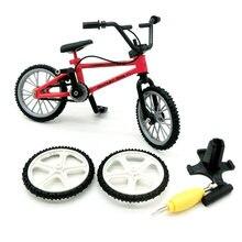 Миниатюрный велосипед bmx tech deck flick trix игрушечные велосипеды