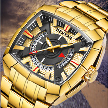 2019 BENYAR Brand Luxury Men Watches Reloj Hombre Sport Military Waterproof Quartz Wrist watch Relogio Masculino erkek kol saati