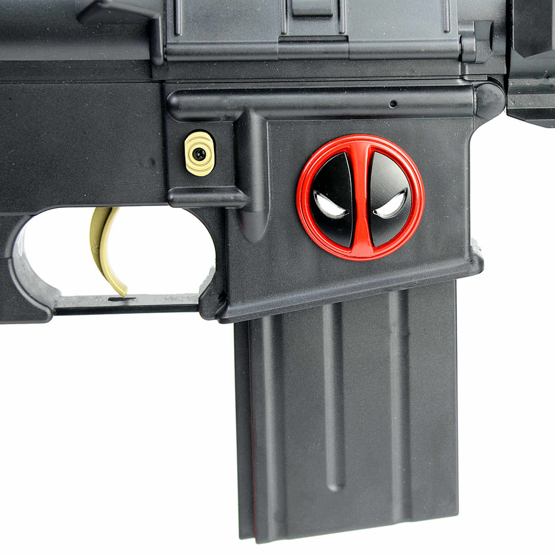 Rubber Texture Grip Wrap Custom for Glock 43 43X 48 Pistol
