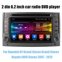 Android 6.0 Car DVD player For Hyundai H1 Grand Starex Grand Starex Royale i800 Starex 2007 2012 GPS Radio Stereo