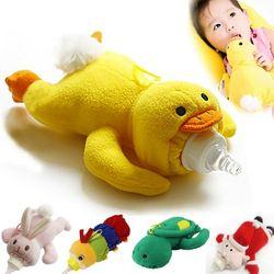 Garrafa térmica garrafa térmica saco bebe animal brinquedos de pelúcia saco de aquecimento de leite bolsa garrafa térmica garrafa térmica garrafa térmica bolsa