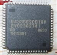 XNWY 5PCS HD6433662C01HV QFP alc662 alc883 qfp