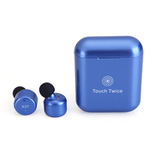 Wireless Earphones Bluetooth 4.2 Headset with Charger Box