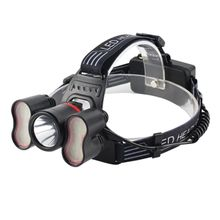 5-LED Glare LED Headlamp Outdoor Flashlight Super Bright Headlight Waterproof Head Torch