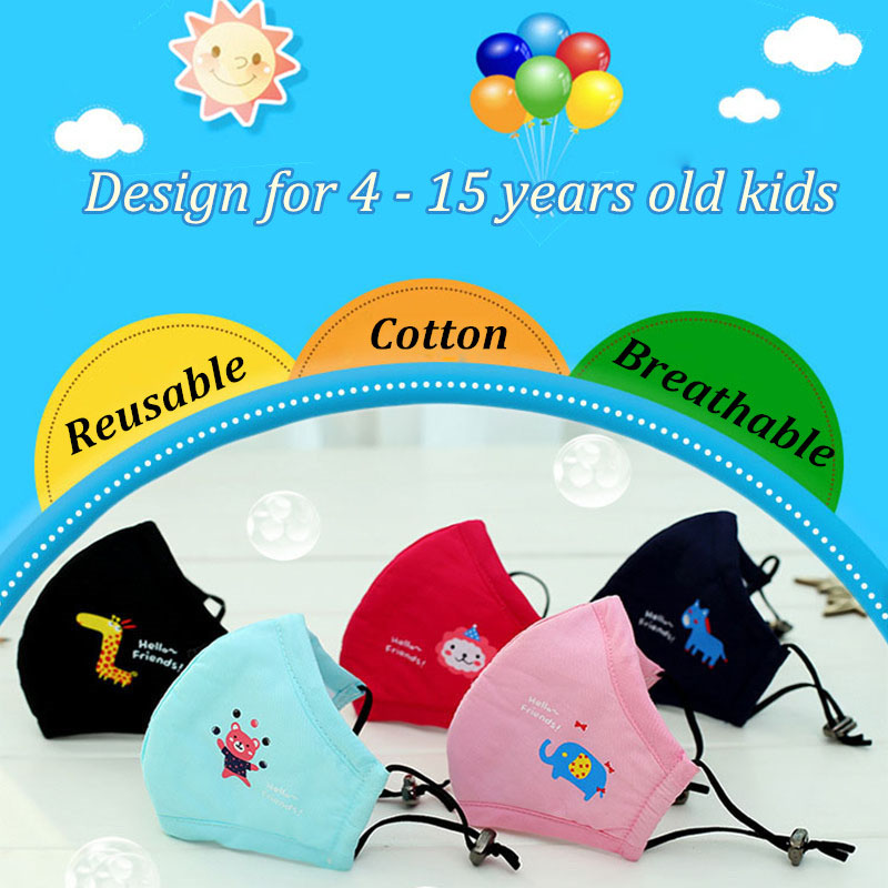 masque protection pollution enfant