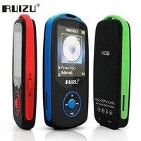 RUIZU X06 Mp3 Player Bluetooth 4GB/ 8GB TFT 1.8inch LCD Screen Lossless Voice Recorder FM Hifi Mini Sports MP3 Music Players