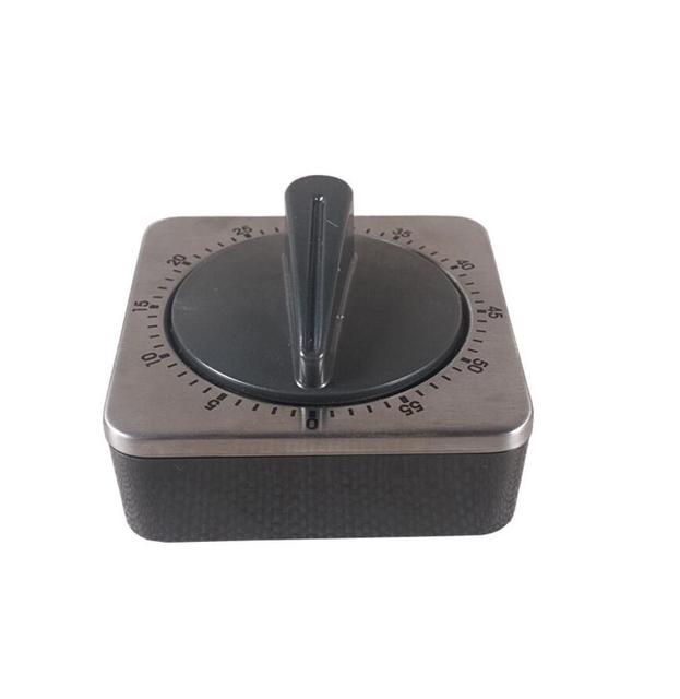 Meccanico Timer Da Cucina In Acciaio Inox ABS Cassaforte A Muro ...