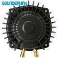 6-дюймовый 50 Вт тактильный преобразователь Sounderlink, басовый шейкер, Вибрационный динамик для домашнего кинотеатра, автомобильного сиденья, д...