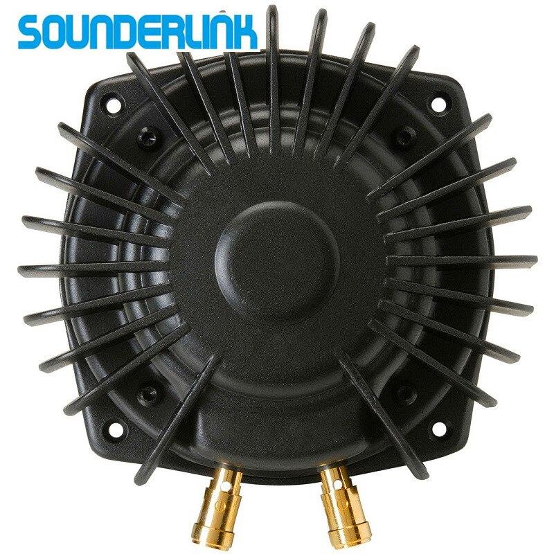 Sounderlink 6 inch 50 W tattile trasduttore bass shaker altoparlante di vibrazione per il teatro domestico seggiolino auto divano