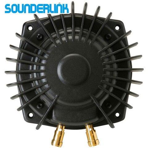 Alto-falante para o Sofá do Assento de Carro do Cinema em Casa Sounderlink Polegada Transdutor Tátil Baixo Shaker Vibração 6 50 w