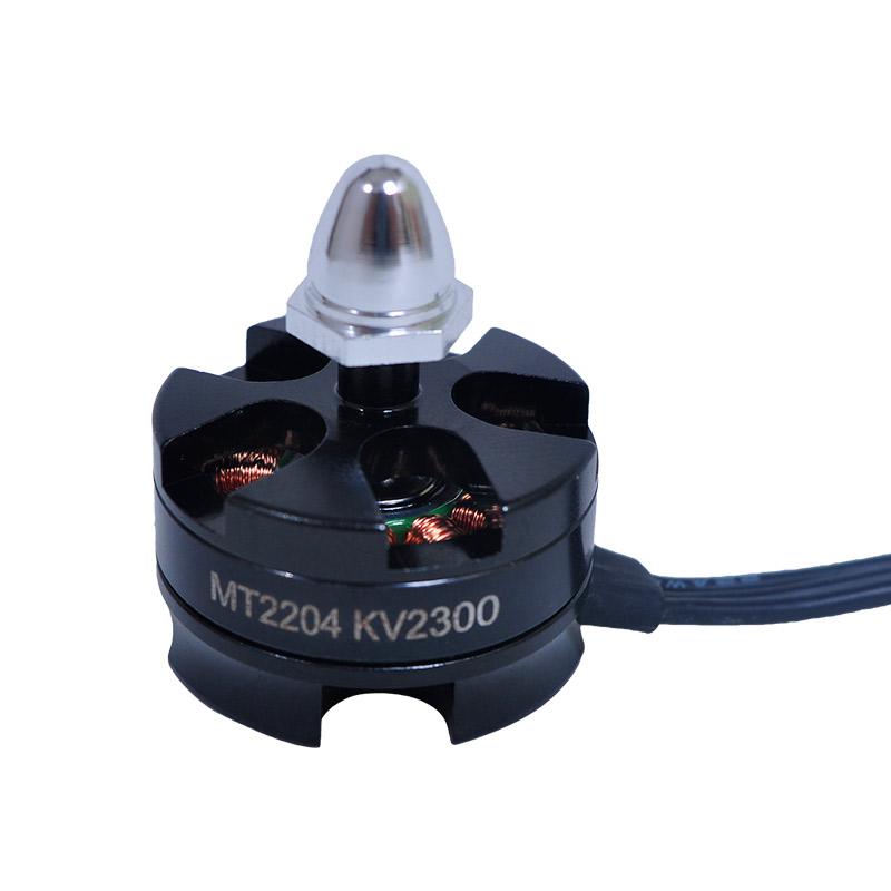 Micro MT2204 2300KV Brushless Motor X 4 PCS for Mini QAV200 210 230 250 MM Quadcopter