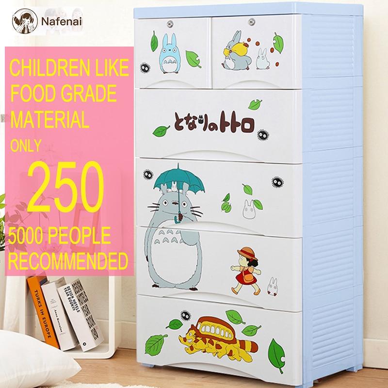 Kids Storage Cube Organizer Toy Box Kids Bedroom Furniture: Cartoon Kids Toy Storage Cabinet Storage Furniture Cabinet