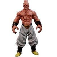 Anime Dragon Ball Z Real Person Ver Majin Buu GK Resin Statue Action Figure Model Giocattolo G2538