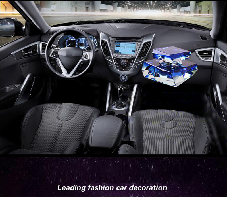 United Car Finance United Car Finance: New Fashion Car Styling Crystal Car Perfume Seat Crystal