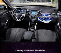 New Fashion Car Styling Crystal Car Perfume Seat Crystal Vehicle Ornaments auto interior accessories Only Seat No Liquid Perfume