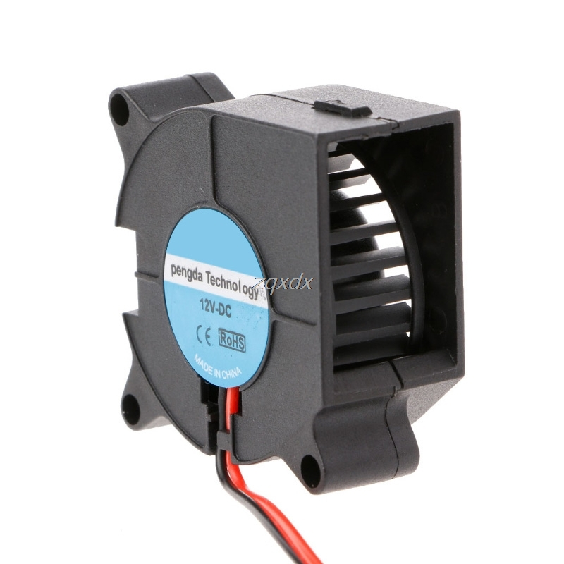 Blower cooling Fan 40mmx40mmx20mm DC 12V 2-Pin Brushless Cooling Cooler Centrifugal Blower Fan 4020 Z10 Drop ship gdstime 1 piece 2 wire cooling brushless exhuat blower cooling fan 120mm 2 pin 120x120x32mm dc 12v 12032 sleeve bearing