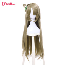 L email wig LoveLive Cosplay Wigs Love Live μs Kotori Nico Nozomi Hanayo Honoka Cosplay Wig Synthetic Hair Heat Resistant